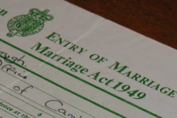Marriage+certificate+uk+sample